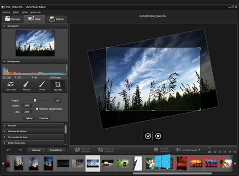 Ekraanipilt Photo! Editor Windows 8.1