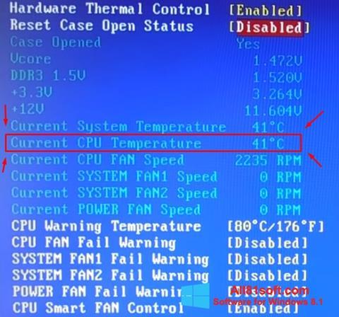 Ekraanipilt Boostek-9x Windows 8.1