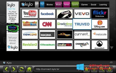Ekraanipilt Kylo Windows 8.1