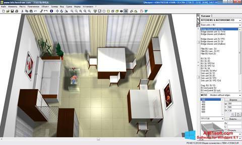 Ekraanipilt KitchenDraw Windows 8.1